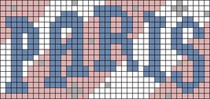 Alpha pattern #73039