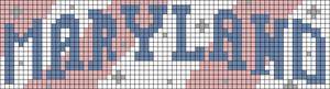 Alpha pattern #73040