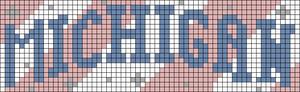 Alpha pattern #73056