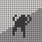 Alpha pattern #73059