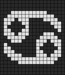 Alpha pattern #73066
