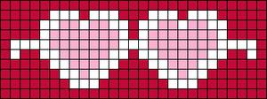 Alpha pattern #73075