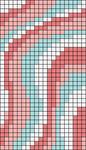 Alpha pattern #73078