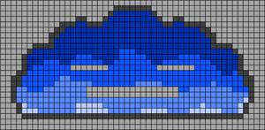 Alpha pattern #73084