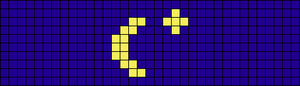 Alpha pattern #73087