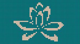 Alpha pattern #73097