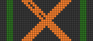 Alpha pattern #73102