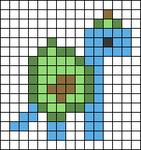 Alpha pattern #73109