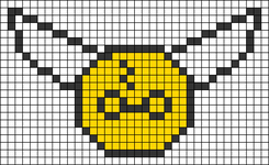 Alpha pattern #73110