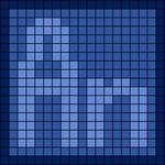 Alpha pattern #73111