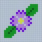 Alpha pattern #73121