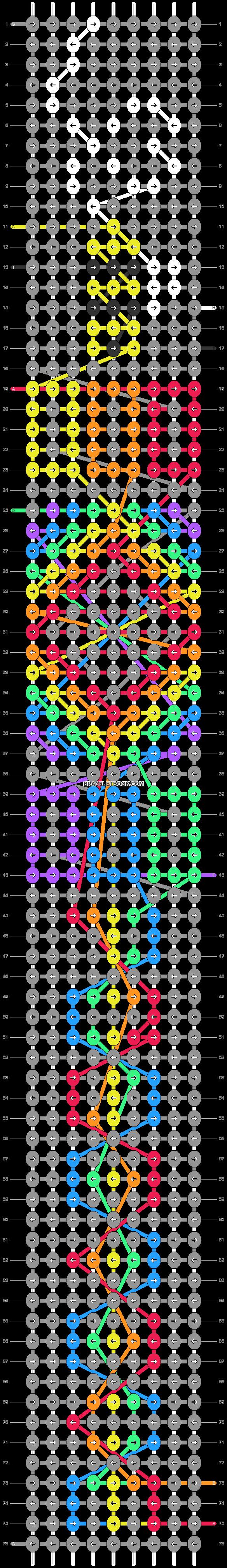Alpha pattern #73130 pattern
