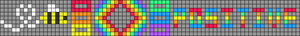 Alpha pattern #73130