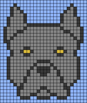 Alpha pattern #73134