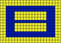 Alpha pattern #73137