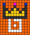 Alpha pattern #73147