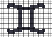 Alpha pattern #73150