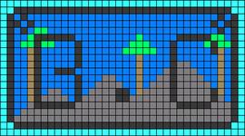 Alpha pattern #73155