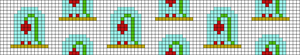 Alpha pattern #73164