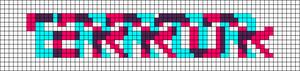 Alpha pattern #73173