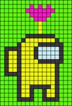 Alpha pattern #73182