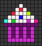 Alpha pattern #73186