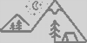 Alpha pattern #73189