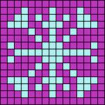 Alpha pattern #73195