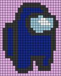 Alpha pattern #73196