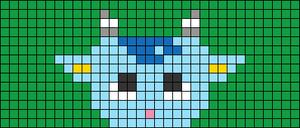 Alpha pattern #73211