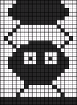 Alpha pattern #73214