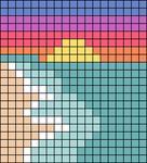 Alpha pattern #73216
