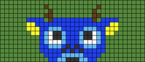 Alpha pattern #73228