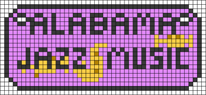 Alpha pattern #73247