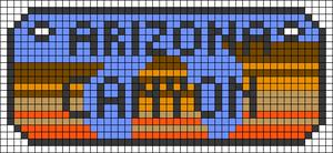 Alpha pattern #73249