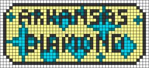Alpha pattern #73251