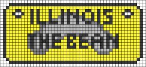 Alpha pattern #73257