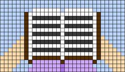 Alpha pattern #73268