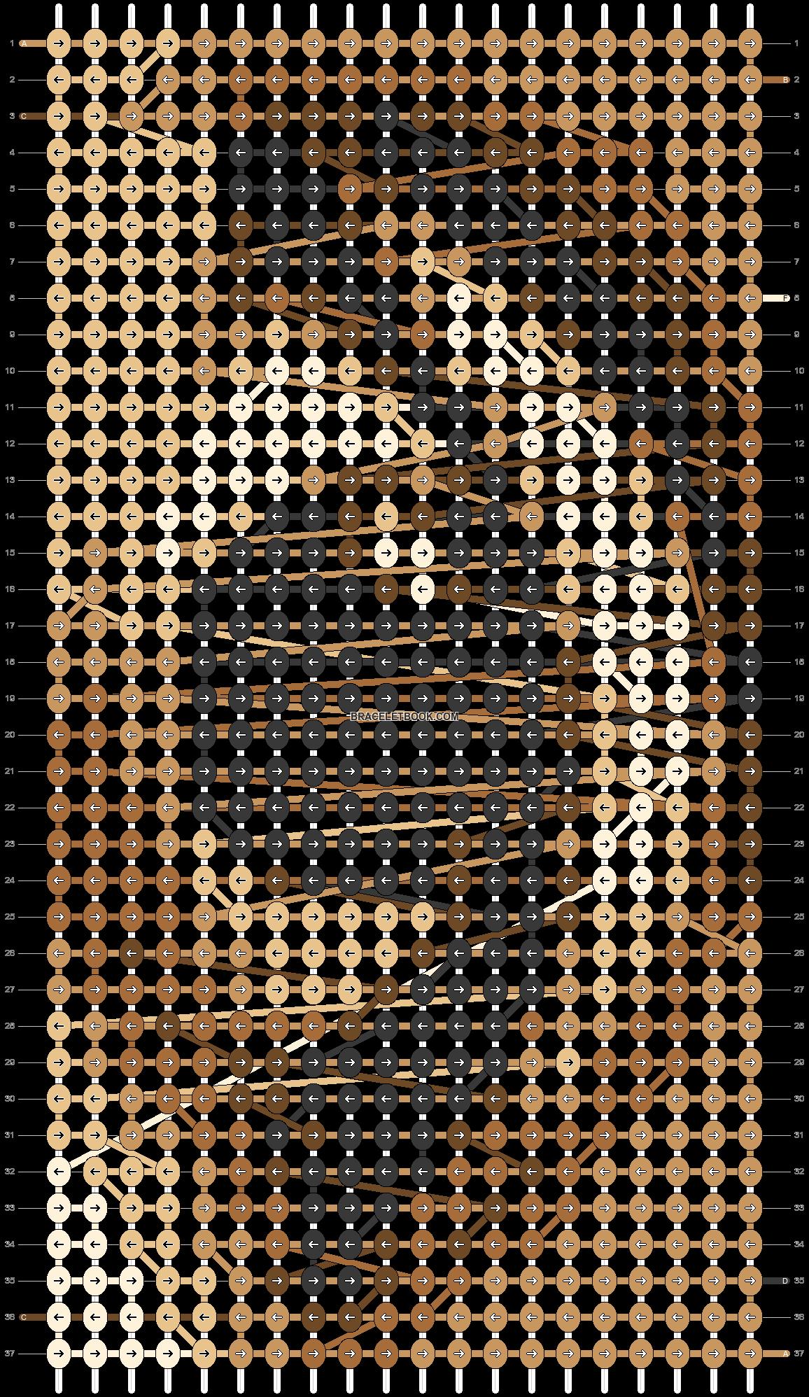 Alpha pattern #73271 pattern