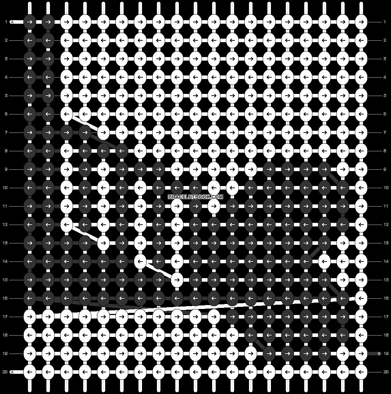 Alpha pattern #73272 pattern