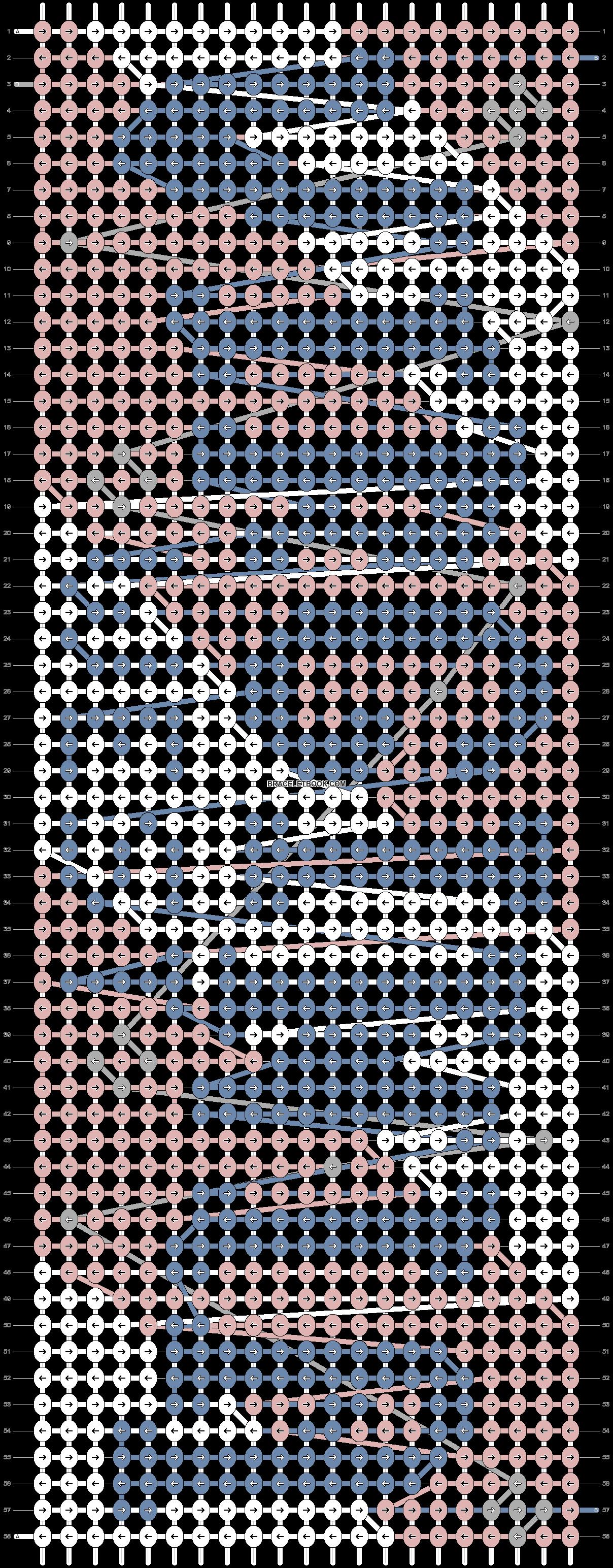 Alpha pattern #73306 pattern