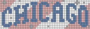 Alpha pattern #73307