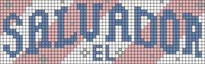 Alpha pattern #73309