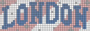 Alpha pattern #73310