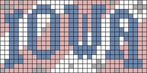 Alpha pattern #73311