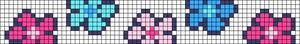Alpha pattern #73329