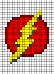 Alpha pattern #73330
