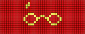 Alpha pattern #73334