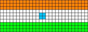 Alpha pattern #73342