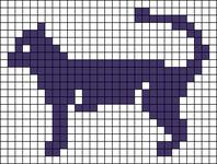 Alpha pattern #73360